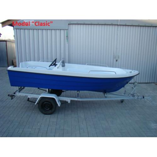 Лодка «VIPR 420 Clasic»