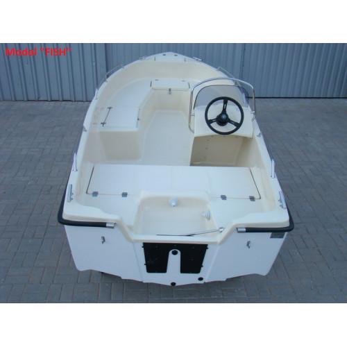 Лодка «VIPR 420 Fish»