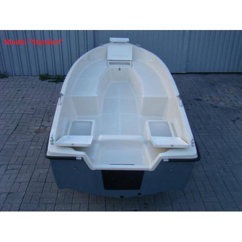Лодка «VIPR 420 Standart»